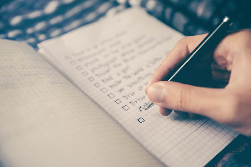 Steps to prepare an effective daily project execution plan