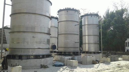 Storage Tanks_Evaporator_BMSW_MilestoneTask