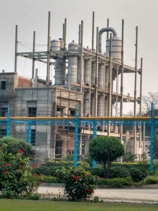 BMSW Evaporator Plant